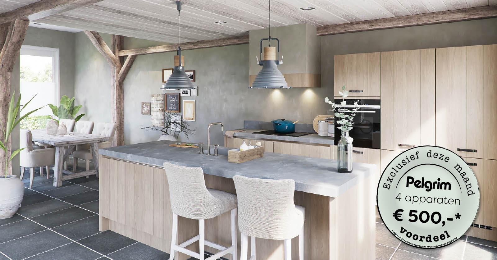Budget Keukens Sliedrecht : Exclusief voordeel pelgrim apparatuur bruynzeelkeukens