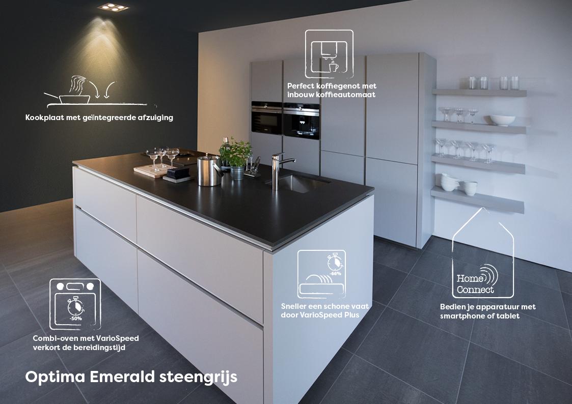 De knap slimme keuken bruynzeelkeukens.nl