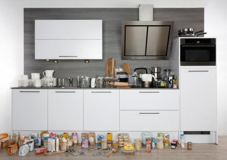 Opbergen Kleine Keuken : In 5 stappen naar een efficiënte kastindeling bruynzeelkeukens.nl