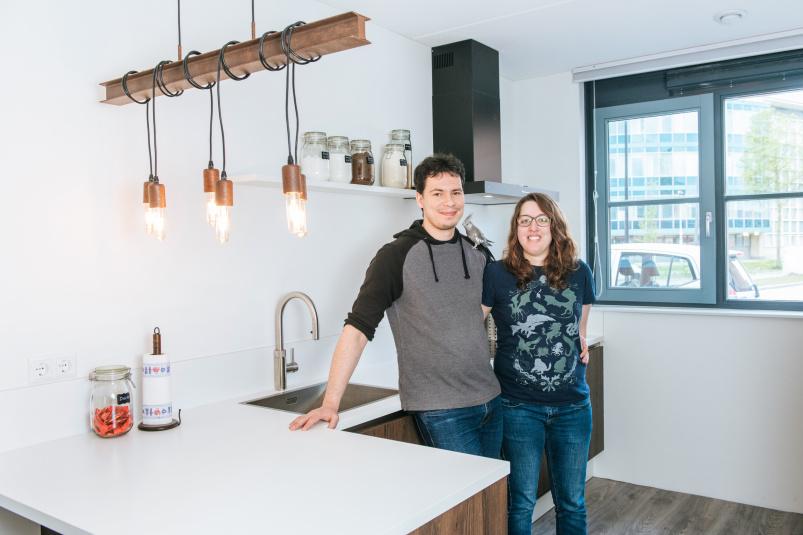 Een Kijkje In De Keuken Van Miriam En Philip Bruynzeelkeukens Nl
