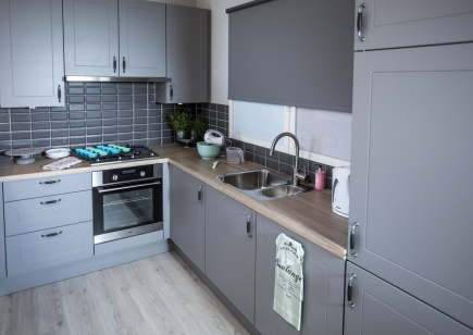 Verrassend Kleine ruimtes, grote keukenoplossingen | Bruynzeelkeukens.nl KI-67