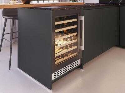 Keuken Wijnklimaatkasten
