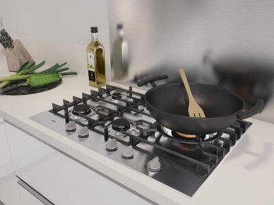 Keuken Gaskookplaten