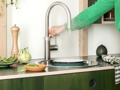 Keuken 3-in-1 Kokendwaterkraan