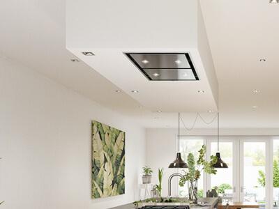 Inbouw kap / plafond unit