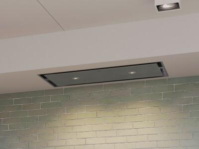 Keuken Inbouw kap / plafond unit