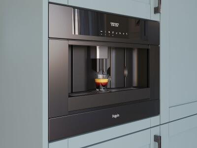 Keuken Inbouw koffiezetapparaat