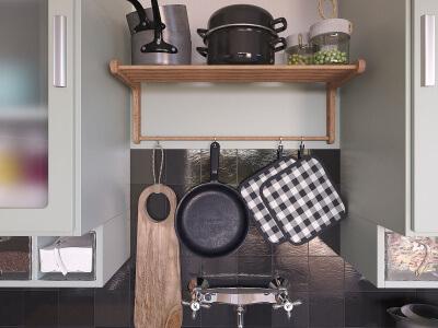 Keuken Lepelrek