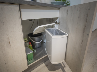 Standaard worden onze spoelkasten voorzien van een aluminiumbodem