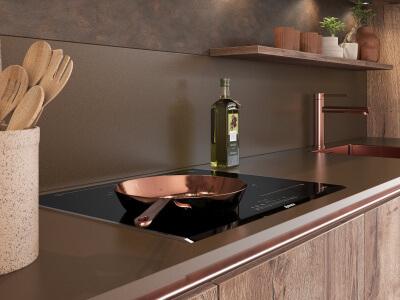 Keuken Jura inductiekookplaat