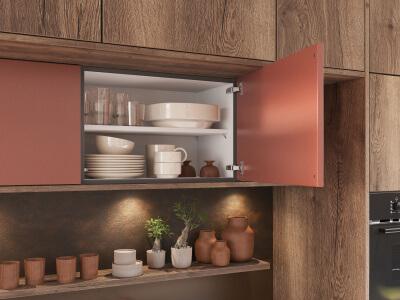 Keuken Jura bovenkast