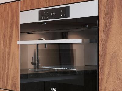 Keuken Atlas AEG oven