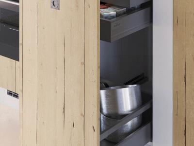 Keuken Voorraadkast