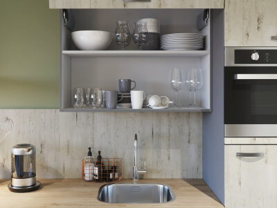 Keuken Een luxe en tijdloze uitstraling