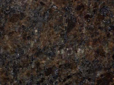 Natuursteen of graniet - Velvet brown