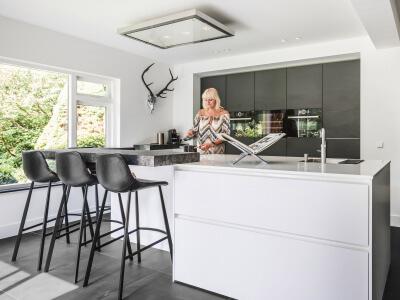Inbouw en plafond units