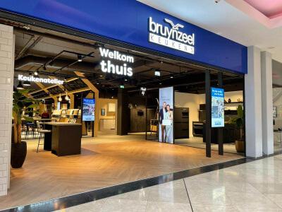 Nieuw concept Bruynzeel Keukens nu ook in Woonmall Alexandrium