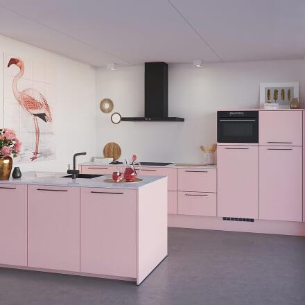 Keukens - Olympia NCS Roze