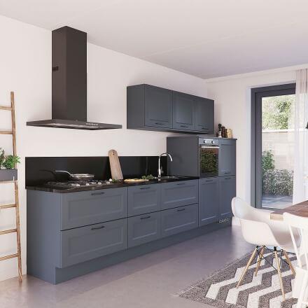 Keukens - Finesse Antraciet