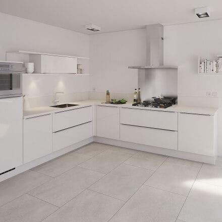 Keukens - Pallas IJswit