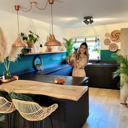 Keukens - Binnenkijken bij Kiki