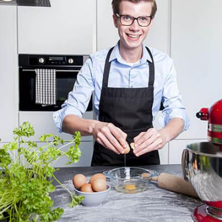 Keukens - Binnenkijken bij Hans