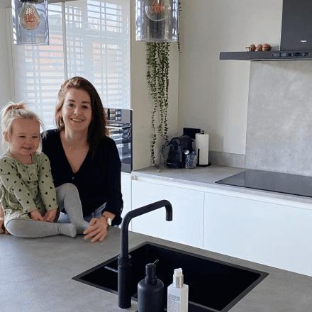 Keukens - Binnenkijken bij Cheyenne en Lars