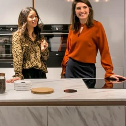 Isabelle wint een nieuwe Bruynzeel Keuken