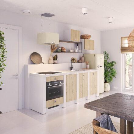 Keukens - Karakter natuur eiken