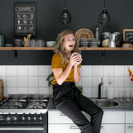 Een kijkje in de keuken van Karlijn