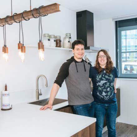 Keukens - Binnenkijken bij Miriam