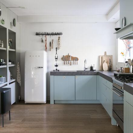 Keukens - Binnenkijken bij Mirjam