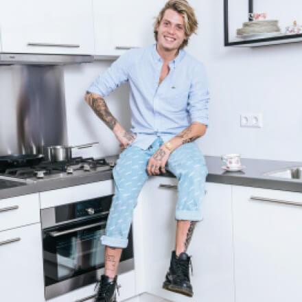 Keukens - Binnenkijken bij Tony Junior