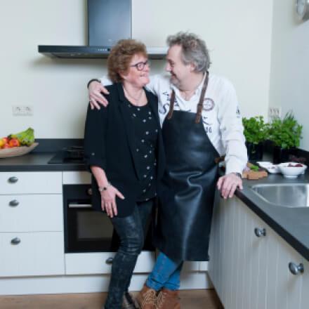 Keukens - Binnenkijken bij Frank en Marloes