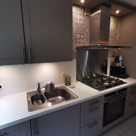 Keukens - Binnenkijken bij Sanne en Joost