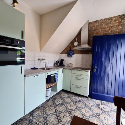 Keukens - Binnenkijken bij De Koeberg