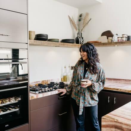 Keukens - Binnenkijken bij Rachel van Sas