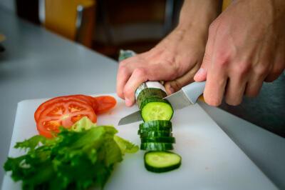 De linkshandige keuken