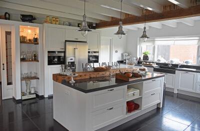 Een kijkje in de keuken van familie Schuurbiers