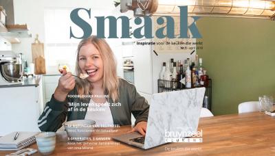 Inspiratiemagazine Smaak