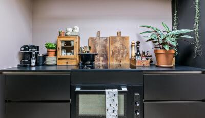Een kijkje in de keuken van Marleen
