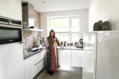 Kijkje in de keuken van Chantal