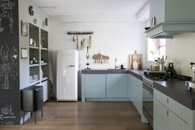 Kijkje in de keuken van Mirjam