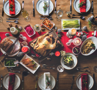Kerst zonder keukenstress