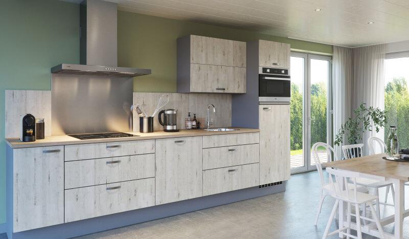 Keuken Functionele keukens die tegen een stootje kunnen