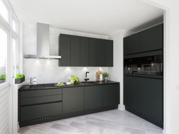 Bruynzeel Keukenkastjes Bijbestellen.Keukencollectie Voor Het Zakelijke Huursegment Bruynzeel