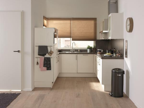 Keukencollectie voor het zakelijke koopsegment bruynzeel for Bruynzeel keuken atlas