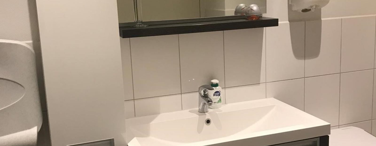 Luna Eiken Marron - Toiletmeubel