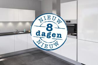 Een keuken in 8 dagen!
